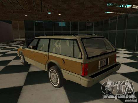 Oldsmobile Cutlass Cruiser 1993 für GTA San Andreas linke Ansicht