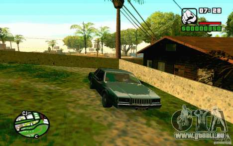 ENBSeries de Blaid pour GTA San Andreas