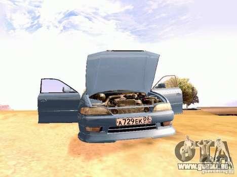 Toyota Mark II JZX90 für GTA San Andreas rechten Ansicht