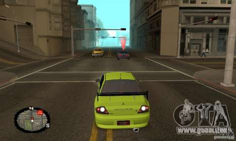 Straßenrennen für GTA San Andreas zehnten Screenshot