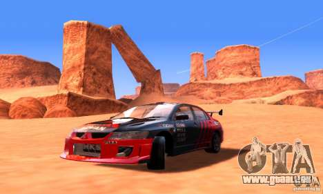 SA DRR Singe v1.0 pour GTA San Andreas