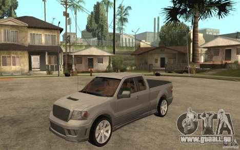 Saleen S331 Super Cab pour GTA San Andreas