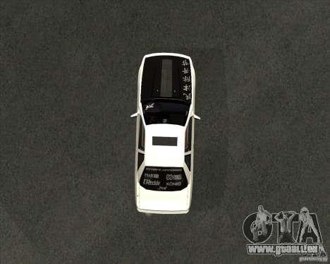 Nissan Silvia S13 streets phenomenon für GTA San Andreas rechten Ansicht