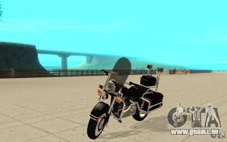 GTAIV TBOGT PoliceBike pour GTA San Andreas
