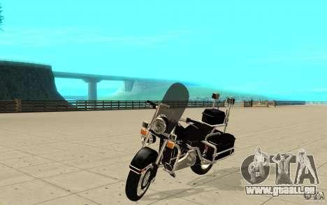 GTAIV TBOGT PoliceBike für GTA San Andreas