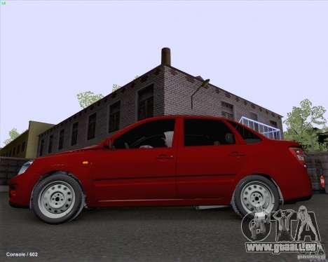 VAZ 2190 Drain pour GTA San Andreas laissé vue