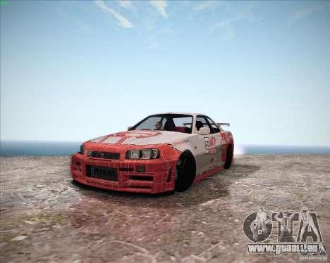 Nissan Skyline Z-Tune v2.0 für GTA San Andreas