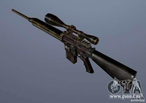 CS Guns Beta 1B für GTA San Andreas neunten Screenshot