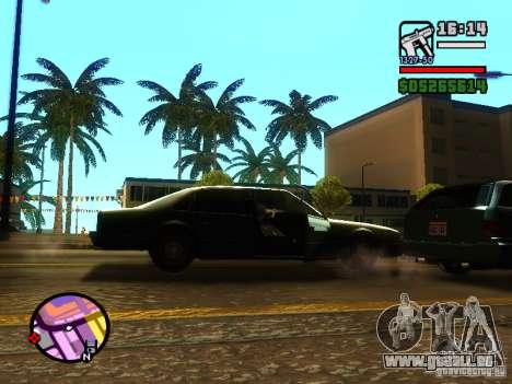 ENBSeries v2 pour GTA San Andreas cinquième écran