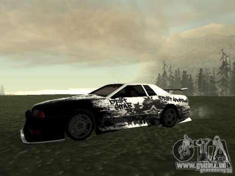 Drift Star pour GTA San Andreas