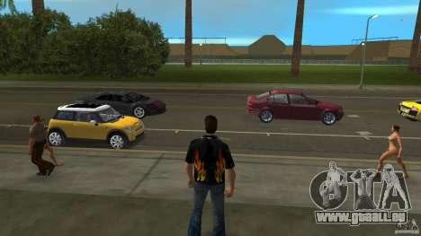 M. feu avec blue jeans GTA Vice City pour la deuxième capture d'écran