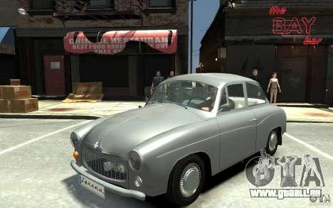 FSM Syrena 105 für GTA 4