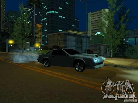 New Buffalo für GTA San Andreas rechten Ansicht