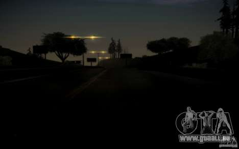 SA Illusion-S V1.0 Single Edition pour GTA San Andreas huitième écran