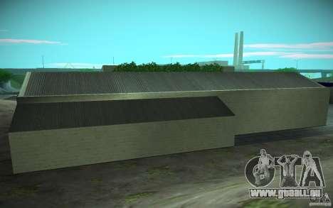HD Garage in Doherty für GTA San Andreas fünften Screenshot