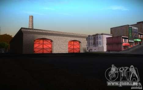 San Fierro Re-Textured pour GTA San Andreas quatrième écran