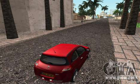 New Groove pour GTA San Andreas deuxième écran