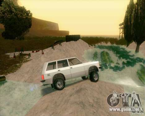 Off-Road Track für GTA San Andreas her Screenshot