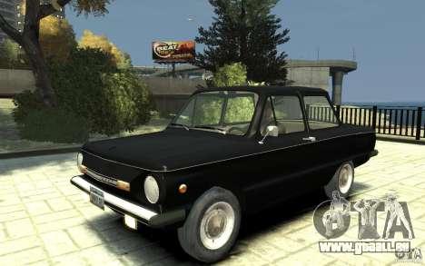 ZAZ 968 m pour GTA 4
