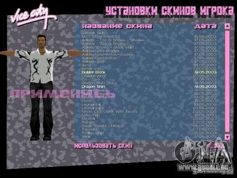 Pack von Skins für Tommy für GTA Vice City neunten Screenshot