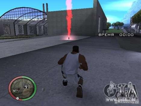 Dynamite MOD pour GTA San Andreas