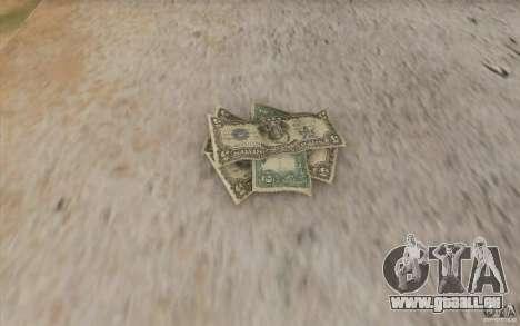 Neues Geld für GTA San Andreas