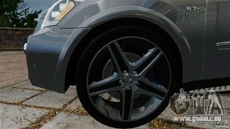 Mercedes-Benz ML63 AMG für GTA 4 rechte Ansicht
