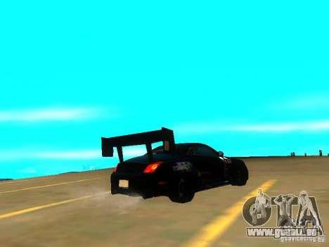 Lexus SC430 Daigo Saito v2 pour GTA San Andreas laissé vue