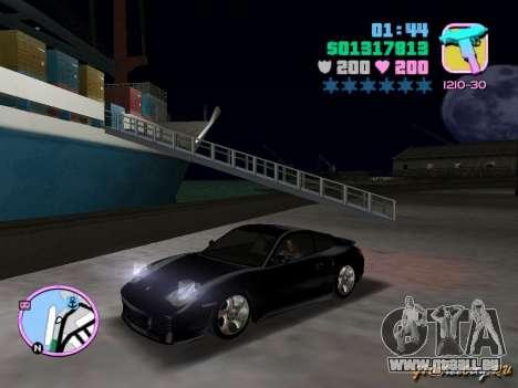 Porsche 911 Twin Turbo pour GTA Vice City
