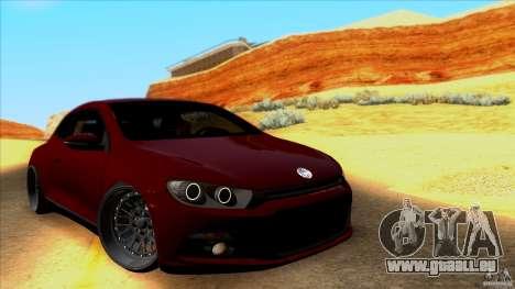 Volkswagen Sirocco für GTA San Andreas