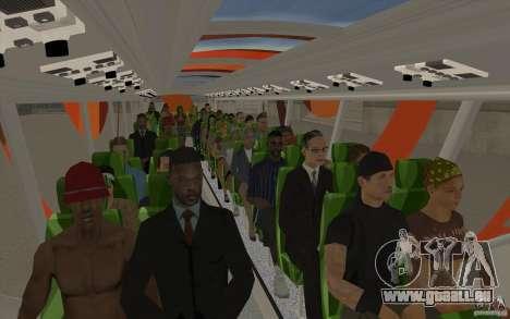 Design-X6-Public Beta für GTA San Andreas Unteransicht