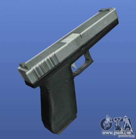 Mega Gun Pack (Chrom) pour GTA 4 quatrième écran