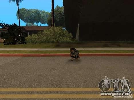 Tiere für GTA San Andreas fünften Screenshot
