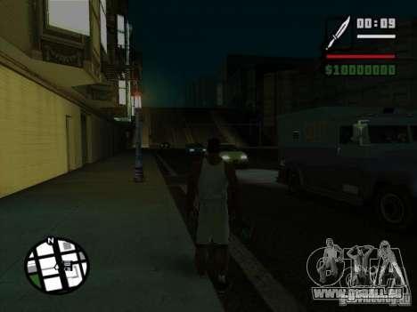 Traum für GTA San Andreas dritten Screenshot
