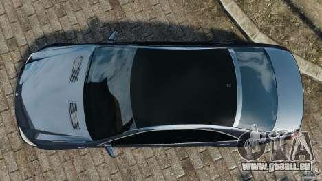 Mercedes-Benz S W221 Wald Black Bison Edition pour GTA 4 est un droit