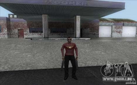 Pimp pour GTA San Andreas troisième écran