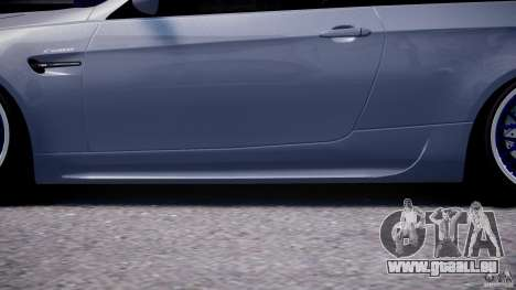 BMW M3 Hamann E92 pour GTA 4