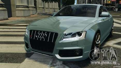 Audi S5 v1.0 pour GTA 4
