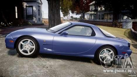 Mazda RX-7 1997 v1.0 [EPM] für GTA 4 Innenansicht