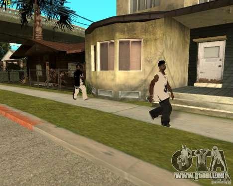 Grove bei najke für GTA San Andreas sechsten Screenshot