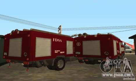 IFA-Feuer für GTA San Andreas rechten Ansicht