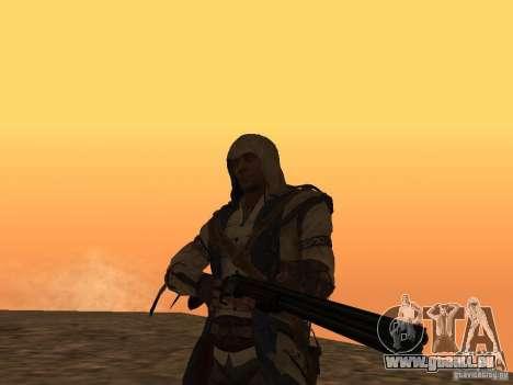 TOZ-34 für GTA San Andreas dritten Screenshot