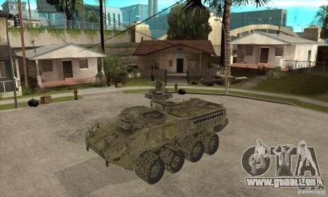 Stryker CDMW2 für GTA San Andreas