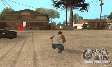 Intervenšn von Call Of Duty Modern Warfare 2 für GTA San Andreas dritten Screenshot