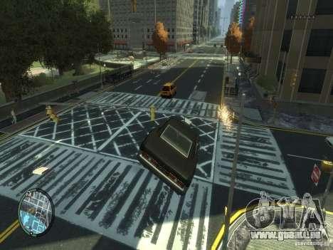 Road Textures (Pink Pavement version) pour GTA 4 troisième écran