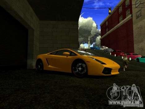 Queen Unique Graphics HD pour GTA San Andreas deuxième écran