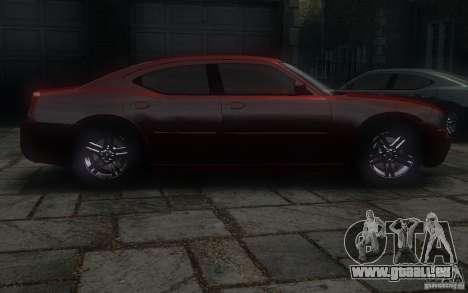 Dodge Charger RT Hemi 2008 für GTA 4 Innenansicht