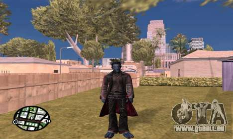 Nightcrawler Skins Pack pour GTA San Andreas