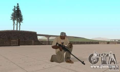Pack armes de Star Wars pour GTA San Andreas quatrième écran
