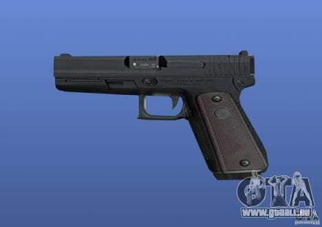 Glock pour GTA 4 troisième écran